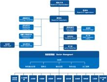公司架构组织结构图